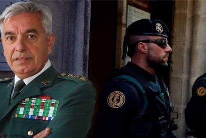 El coronel Sánchez Corbí presenta un recurso contra el Gobierno Sánchez por cesarle como jefe de la UCO