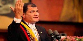 Expresidente Rafael Correa investigado por delincuencia organizada en el caso Odebretch de Ecuador