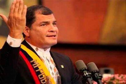 Ex presidente Rafael Correa investigado por delincuencia organizada en el caso Odebretch de Ecuador