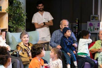 Movistar+ nos hace llorar (mucho): niños y ancianos entremezclados para remover emociones