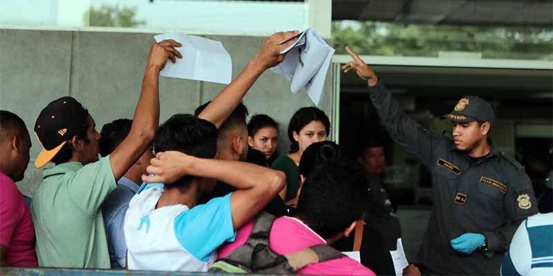 Nicaragua, la 'segunda diáspora' que se aloja en Colombia
