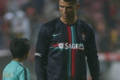 ¡De tal palo…!: El hijo de CR7 firma este super póker de goles en su debut con la Juventus