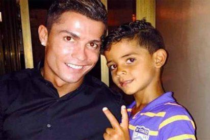 Los troles atacan en masa a Cristiano Ronaldo por decir lo obvio sobre su hijo