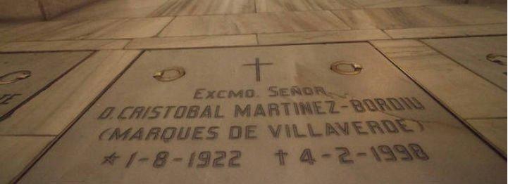 """Osoro: """"Yo no puedo oponerme al derecho de la familia a enterrar a Franco en la cripta de La Almudena"""""""