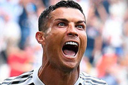 La Juventus gana 7 partidos consecutivos por primera vez en 88 años y la afición se lo agradece a Cristiano