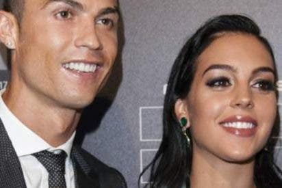 'Sálvame' persigue a Cristiano Ronaldo y a Georgina Rodríguez por Turín y pasa esto...