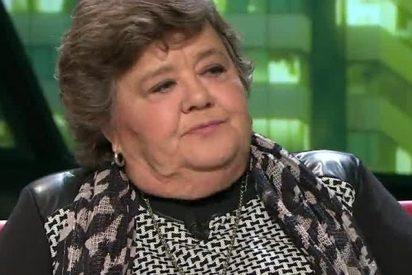 """Cristina Almeida celebra en La Sexta que su """"culete"""" esté a salvo de acosadores y le dan en el pandero"""
