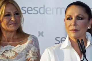 """Cristina Tarrega le hace la pelota a Isabel Pantoja: """"Es única"""""""