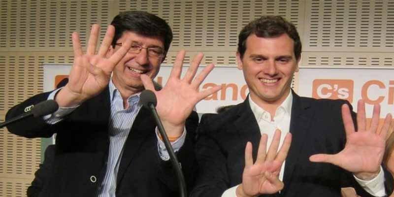 Albert Rivera romperá su pacto con Susana Díaz con lo que fuerza un adelanto electoral en Andalucía