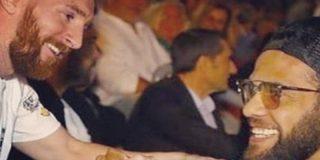 Dani Alves recuerda su gran vínculo deportivo con Messi