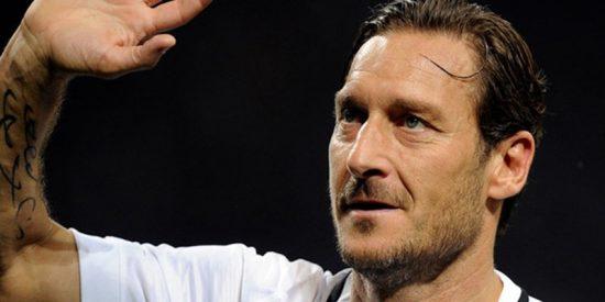 Un preso que acababa de cumplir condena se negó a salir de la cárcel por ver al futbolista Totti