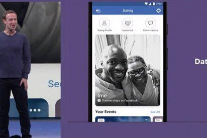 Así es Dating, la nueva herramienta de Facebook para ligar