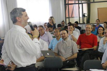 """Alexandre Awi Mello: """"El Sínodo será una 'Amoris laetitia' para los jóvenes"""""""