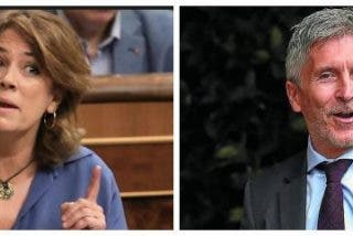 """La 'feminista' ministra Dolores Delgado, en la picota: """"Marlaska es maricón"""""""