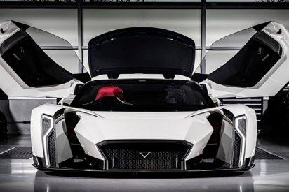 """Dendrobium Automotive D-1: """"será el coche eléctrico más impresionante y contará con una tecnología de desarrollo 100% propio"""""""