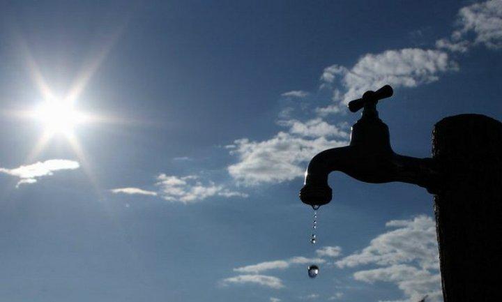 """Francisco: """"Recemos para que las aguas no sean signo de separación entre los pueblos, sino de encuentro"""""""