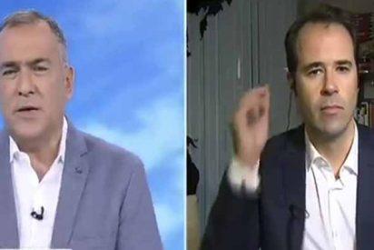"""Javier Chicote: """"No va a haber rectificación de 'ABC', aquí o miente Sánchez o miento yo"""""""