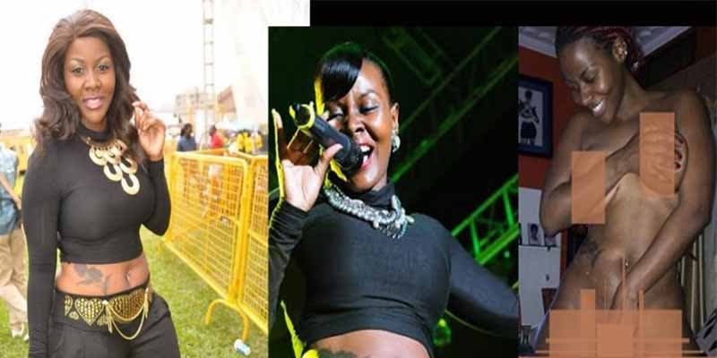 Desiré Luzinda, la cantante que sobrevivió a la porno venganza