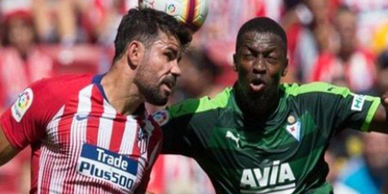 Un impotente Atlético no pudo con un constante Eibar que empató en el Wanda sin despeinarse