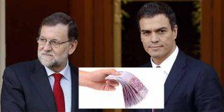 El patrimonio de los del PP y los del PSOE: Sánchez declara 340.000 euros y Rajoy, millón y medio