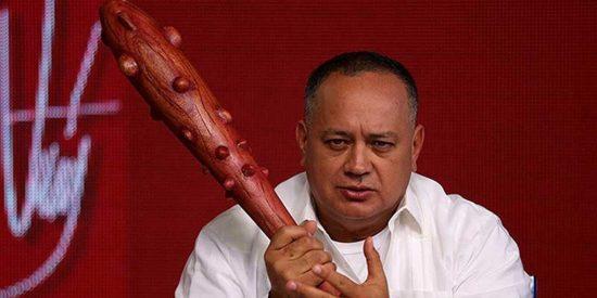 Diosdado Cabello volvió a descargar su odio en contra de los emigrantes venezolanos