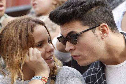 Gloria Camila y Kiko Jiménez, que parecían tan enamorados, se 'divorcian'