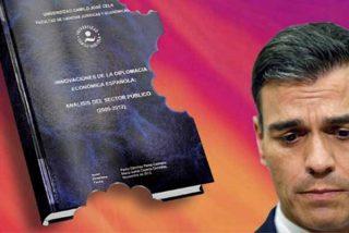 El 'doctor' Pedro Sánchez hasta plagió en su libro una nota de prensa textual del Consejo de Ministros