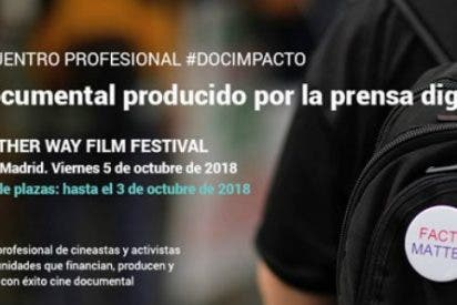 The Guardian inaugurará en el marco de Another Way Film Festival el III Encuentro #DocImpacto