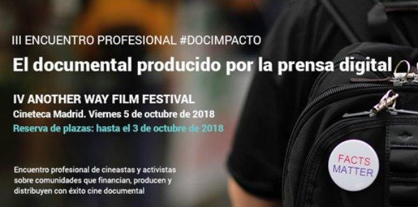 The Guardian inaugurará en el marco de Another Way Film Festival el III Encuentro #DocImpacto