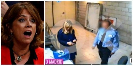 Dolores Delgado, ¿vas a dimitir ya o esperarás como Cristina Cifuentes a que salga un vídeo comprometido?