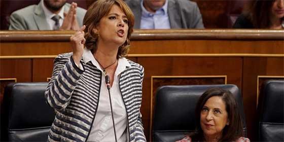 """La complicidad del comisario Villarejo con la ministra de Justicia: """"Lola, ¿vino o cerveza?"""""""