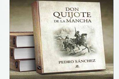 El 'okupa' Pedro Sánchez anda casi tan cagado como sus ministros de diseño