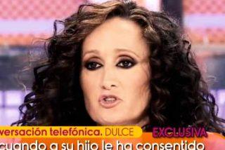 Dulce, la niñera de Chabelita, responde enfurecida al ataque de Isabel Pantoja