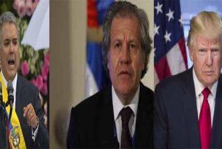 La comunidad internacional allana el camino hacia la intervención en Venezuela