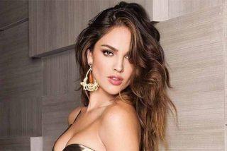 El beso lésbico de Eiza González con otra actriz de Hollywood