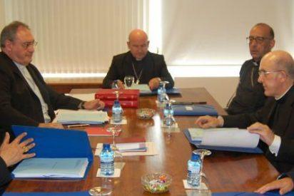 Los obispos que están con el Papa... y el que no