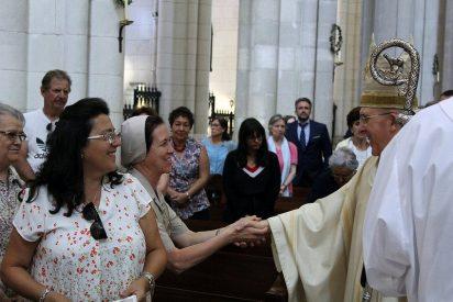"Osoro, a su Curia: ""La Iglesia no ha de ser una casa de chismorreos"""