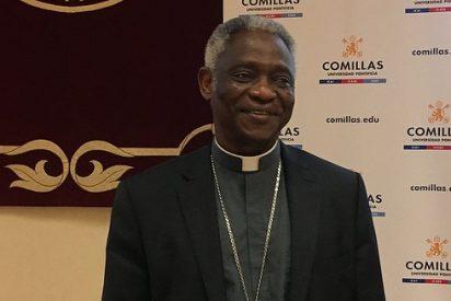 """Turkson: """"Los escándalos no han mermado el liderazgo del Papa en la Iglesia"""""""