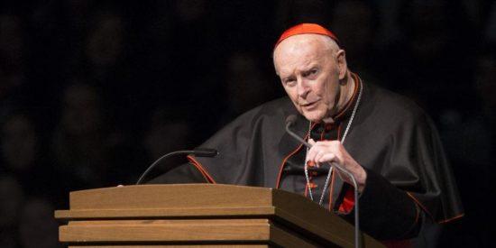 Solicitan a los obispos estadounidenses que pidan al Vaticano que haga público el expediente sobre McCarrick