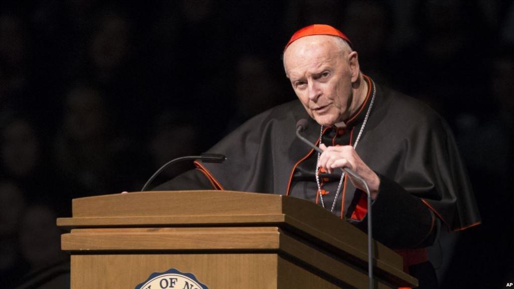 Una carta de Sandri confirma que las primeras denuncias contra McCarrick llegaron al Vaticano en el 2000