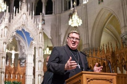 """Tobin: """"Francisco merece nuestro apoyo, no sólo por ser el sucesor de Pedro, sino porque es un pastor bueno"""""""