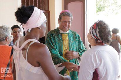 """El arzobispo de Camagüey pide que las parejas gays tengan """"los mismos derechos"""" que las heterosexuales"""