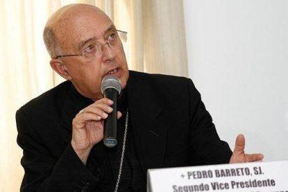 """El cardenal Barreto carga contra los """"consumistas"""" que viven como depredadores de la tierra"""
