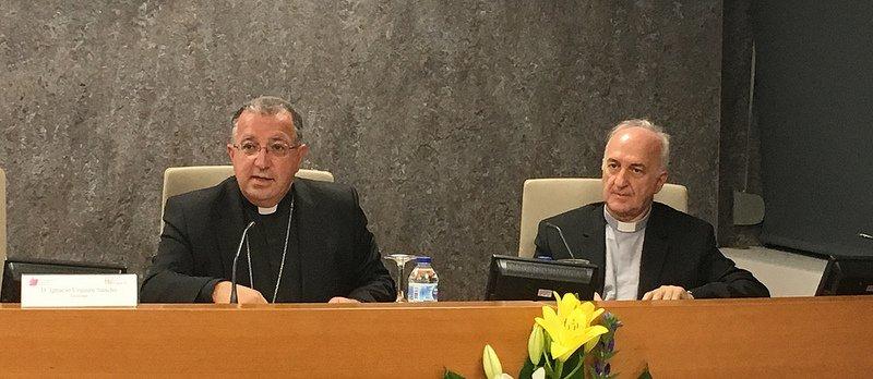 """Ginés García Beltrán: """"Los jóvenes no sólo son el futuro, son parte del presente de la Iglesia"""""""