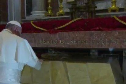 """El Papa advierte a los curas sicilianos: """"Pastores, sí, funcionarios, no"""""""