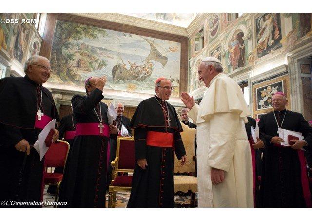 """Los obispos portugueses agradecen al Papa su """"determinación"""" en la lucha contra la pederastia"""