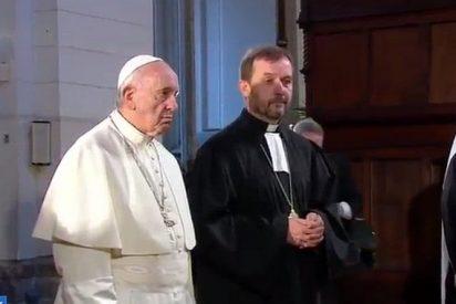 """El Papa elogia el """"ecumenismo vivo"""" de las iglesias cristianas de Letonia y pide que siga sonando en ellas la música del Evangelio"""