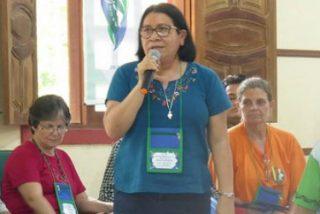 """Hermana Elsie Vinhote: """"El Sínodo es una mirada de cariño de Dios por la Amazonia"""""""