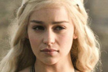 """""""Juego de tronos"""" en la piel: Emilia Clarke se tatuó un tributo a su personaje más famoso"""