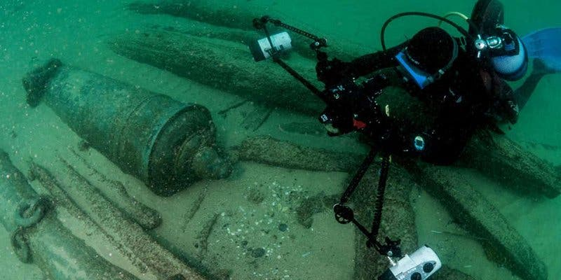 Encuentran en Portugal los restos de un barco del XVI, que son el descubrimiento de la década